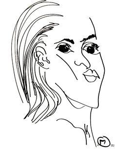 belle BRUT sketchbook: #joansmalls #fashion #illustration #blindcontour © belle BRUT 2014 http://bellebrut.tumblr.com/post/93654103305/belle-brut-sketchbook-joansmalls-fashion