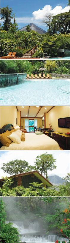 Tabacon Grand Spa Thermal Resort, Costa Rica