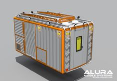 New Mobile Workshop System - Alura Trailer - Turkey