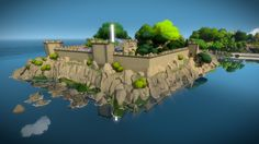 For4 years I worked with Jonathan Blow on the art ofThe Witness. If you've played the game, you will know how interconnectedthe art was to the game design. With that in mind, I would like…