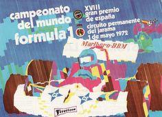 211GP - XVIII Gran Premio de España 1972