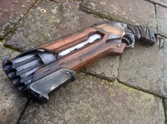 vampire hunter V2 by billy2917.deviantart.com on @DeviantArt..... this is another nerf vampire paint mod