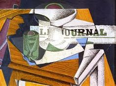 juan gris fruit bowl book and newspaper oil painting & juan gris fruit bowl book and newspaper paintings for sale Pablo Picasso, Picasso And Braque, Georges Braque, Great Paintings, Paintings For Sale, Oil Paintings, Newspaper Painting, Synthetic Cubism, Spanish Art