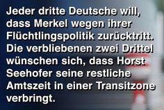 #seehofer - restliche amtszeit in der transitzone!