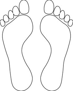 5 Best Images of Printable Feet Template - Free Printable Baby Feet Template, Footprint Outline Clip Art Free and Foot Template Printable Penguin Coloring Pages, Online Coloring Pages, Free Coloring Pages, Art Drawings For Kids, Easy Drawings, Art For Kids, Alphabet Templates, Templates Printable Free, Bible Crafts For Kids
