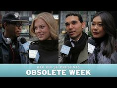 """Obsolete Week - BTR Pulse [ep162] /// It's Obsolete Week at BTR, so we've been focusing on things that are no longer useful or will be phased out due to technological advancements. BTR Pulse's Sarah Fraser hits the streets to ask people what they think will soon be obsolete. /// Featured song: """"Hope Dealers"""" by POW!"""