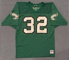 Vintage Ricky Watters Philadelphia Eagles  Youth Jersey Size Large Wilson NFL #Wilson #PhiladelphiaEagles