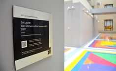 museum signage ideas - Google Search