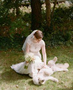 Unexpected Animal Wedding Photos    Jocelyn Filley Photography   Blog.TheKnot.com