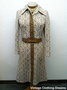 1970's Knit Suit Dress Jacket Diamond by VintageClothingDream, $25.00