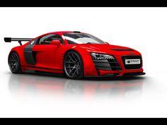 2012 Prior Design Audi R8 GT850 Widebody