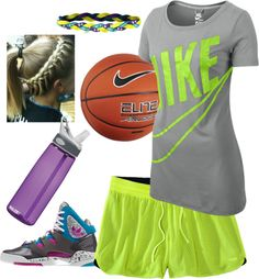 """""""Basketball Practice"""" by callico32 on Polyvore"""
