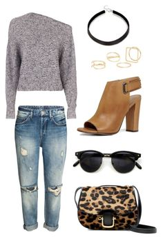 """chilled pss"" by roxanna-kingston ❤ liked on Polyvore featuring T By Alexander Wang, ALDO, J.Crew, MANGO and pss"