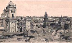 Conjunto arquitectonico de San Agustin