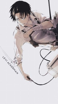 Attack on Titan | Levi