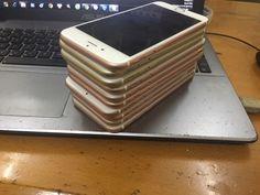 kẹt tiền e bán rẻ ít iphone 6s quốc tế mỹ màu rosegold còn bảo hành apple giá chỉ 8tr5(full PK)
