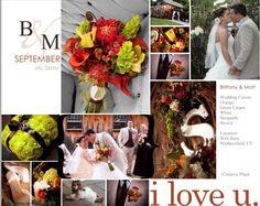 Wedding Flowers: @the Web Barn Wethersfield CT.  Fall flowers!! Roses, Protea, Bells of Ireland, Callas, & Fiddleheads.