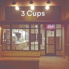 3 Cups Coffee - HOLLADAY, UTAH