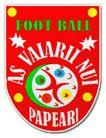 AS VAIARII NUI FOOTBALL - PAPEARI - MEGA DISTINTIVOS™ - Clubes de Futebol do Mundo