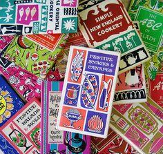 I collect these too.peter pauper press via rock scissor paper Vintage Graphic Design, Graphic Design Illustration, Illustration Styles, Illustrations, Vintage Library, Vintage Books, Vintage Cookbooks, Vintage Advertisements, Rainbow Colors