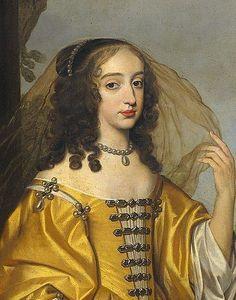 Marie Henriette Stuart - Category:Mary, Princess Royal and Princess of Orange - Wikimedia Commons Historical Costume, Historical Clothing, Baroque Fashion, Fashion Art, Nassau, Henrietta Maria, 17th Century Fashion, 18th Century, Prince Of Orange