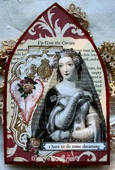 queen gothic arch ATC