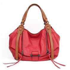 Kooba JONNIE TOTE in Rose-Earth Trim with Light Gunmetal Hardware Available   stefaniBags.com xo 877.357.0707 a7d5aaa5c74df