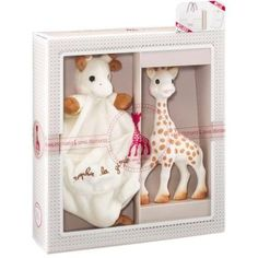 Sophie the Giraffe Gift Set with Blankie
