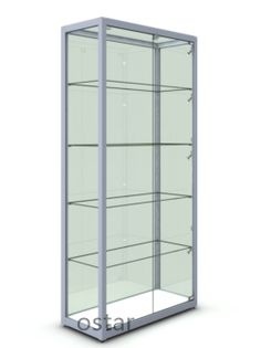 ostar enterprises offers a wide range of glass display cabinets made of high quality aluminium frames and tempered glass at the best price around sydney and