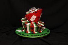 Bill's Birthday Madhatter by Designer Cakes By Effie, via Flickr