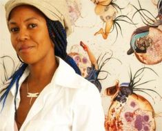 Wangechi Mutu is an artist and sculptor who lives and works in Brooklyn, New York. Mutu is considered by many to be one of the most important contemporary African artists of recent years, and her work has achieved much global acclaim. Chris Ofili, Yale School Of Art, Marilyn Minter, Romare Bearden, Kehinde Wiley, Saatchi Gallery, Art Africain, Africa Art, African Artists