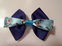 Check out this item in my Etsy shop https://www.etsy.com/listing/239187947/frozens-olaf-inspired-handmade-ribbon