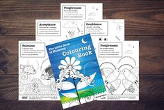Your child, or any child in your life, will love the exploration and discovery of this magical colouring journey of virtues, values and affirmations.You'll feel extra excited by giving them a fun, wholesome, and educational activity that nurtures their character and love for life! Supporting them to enjoy a great activity that sparks their creativity, ignites meaningful conversations and keeps them inspired and entertained for hours. Little artists can't wait to colour the Australian…