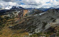 Lataa kuva Kanada, vuoret, British Columbia, Whistler