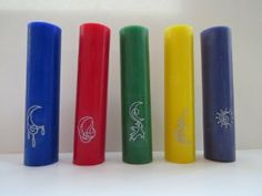 5 Element Scented Pillar Candles - House of Night www.amazon.com/gp/product/B00GPBQKFM