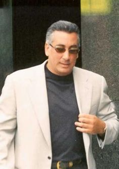 Vinny Gorgeous, the former acting boss of the Bonanno crime family, is serving two life terms at a supermax prison in Colorado for whacking people.