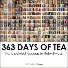 363 days of tea title and images
