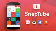 Snaptube: Review Características y Opinión de la App #DKSignMT #DKSign #DKS #infografias #Infographics