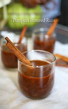 Pumpkin Buttered Rum on kleinworthco.com