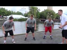 Burpie Competition At Spokane Hoopfest 25