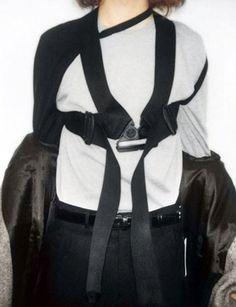 Helmut Lang Menswear Fall 2003
