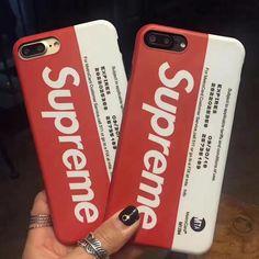 iphone7 plus/7/6/6 plus 携帯カバー シュプリーム supreme iphone8 ケース ニューヨーク 地下鉄 レッドとホワイト カッコイイ 耐衝撃