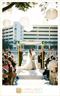 #Wedding #Day #Westin #HarbourIsland #Tampa #FL #Ideas #Limelight #Photography #beachwedding #kiss #bride #groom