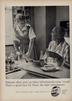 "Pepsi originally took its name from ""dyspepsia"" or upset stomach."