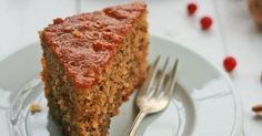 walnut cake, karydopita, karidopita, cake with spices