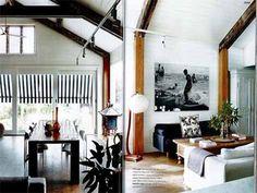 Surfer Mitchell English lists Sydney northern beaches cottage
