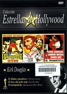 SETEMBRE-2013. El último atardecer / El loco del pelo rojo / El trompetista. DVD DRAMA ALD