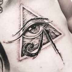29 Ideas For Eye Tattoo Egyptian Beautiful Eye Of Ra Tattoo, All Seeing Eye Tattoo, Body Art Tattoos, Hand Tattoos, Small Tattoos, Sleeve Tattoos, Cool Tattoos, Egyptian Eye Tattoos, Egyptian Tattoo Sleeve