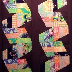How much fun is this??  Amy Butler Modern Love Quilt Kit at Creative Quilt Kits  Shop at www.creativequiltkits.com and use the code- PINTEREST10 To save 10% off your order!