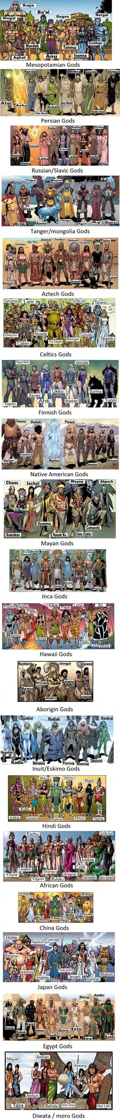 Choose your favorite Gods team, and give them skills. - 9GAG ~ With optimal health often comes clarity of thought. Click now to visit my blog for your free fitness solutions!